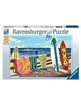 Hang Loose 500 Piece Puzzle
