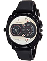 Optima Analog Multi-Color Dial Men's Watch - FT-ANL-2532