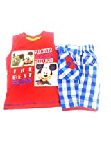 Comfort Collection Boys' Clothing set (NMC_004_22_Red Blue_5)