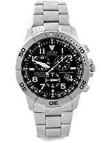 Citizen Eco Drive Analog Watch For Men Silver BL5250 70L