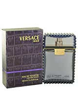 VERSACE Versace Man 3.3 oz Eau De Toilette Spray