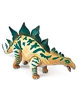 Geoworld Jurassic Action Stegosaurus Dinosaur Kit, Blue