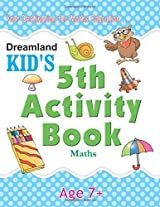 5th Activity Book - Maths (Kid's Activity Books)