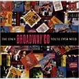 ブロードウェイに行こう! ~ミュージカル・ベスト・セレクション オムニバス、アンジェラ・ランズベリー、ジェイソン・アレキサンダー、 ブルス・プロクニク&カンパニー (CD1999)