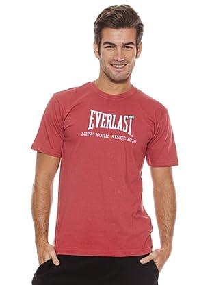 Everlast Camiseta Tucker (Rojo)