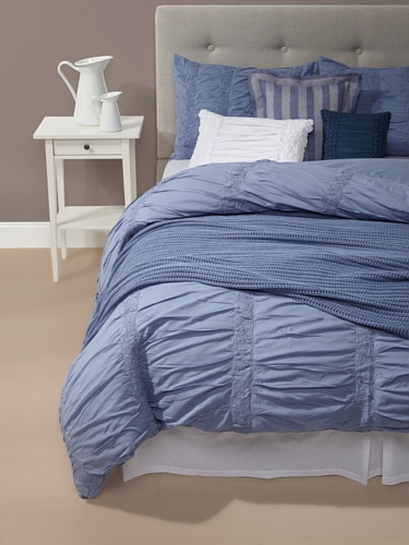 sOUP Home Ezel Bedding Bundle (Lavender Blue)