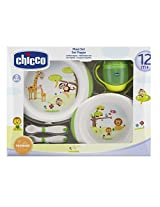 Chicco Meal Set (Green)