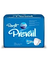Prevail Per-Fit Adult Diapers Large (72 Count)