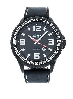 al&co Reloj Windsurf Negro