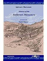 History of the Za'faraan Monastery (Syriac Studies Library)