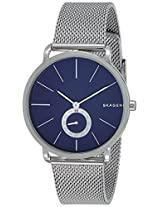 Skagen End-of-season Hagen Analog Blue Dial Men's Watch - SKW6230I