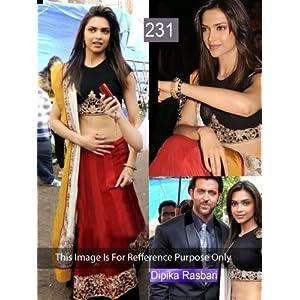 Bollywood Replica Lehnga of Deepika Padukone 5024