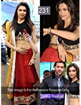 Deepika Rasbari In Awesome Designer Lehnga Choli