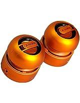 X-mini Max Stereo Speaker - orange