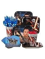 Star Wars Episode Vii The Force Awakens Standard Party Supply Kit( Serves 8)