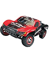 Traxxas 58076-3 1/10 Slash VXL 2WD BL SC Racing Truck, Colors Vary