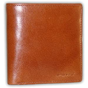 arpera | Leather Mens Wallet c11315-3| Tan brown|
