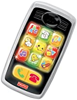 Fisher-Price Laugh and Learn Smilin' Smart Phone