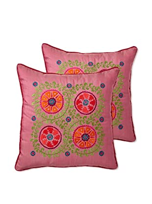 Zalva Set of 2 Antalia Pillows, 18