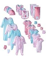 Gerber Baby-Girls Newborn Mommy Loves Me 26 Piece Gift Bundle Gift Set