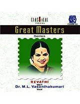 Great Masters - Revathi - Vol. 1