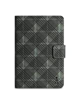 Belkin Tartan Cover Folio with Stand for Apple iPad mini, Black (F7N016ttC00)