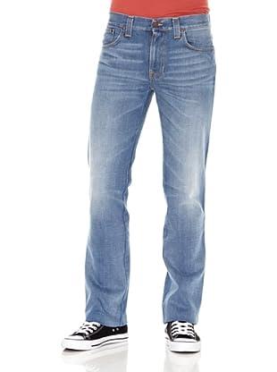 Nudie Jeans Pantalón Slim Jim (Azul)