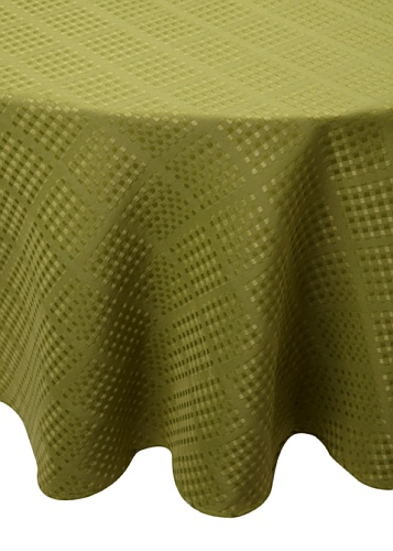 Bardwil Evolution Round Tablecloth (Sage)