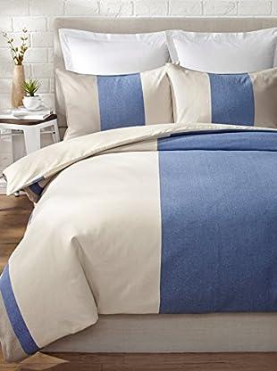 Nautica Torrance Duvet Set (Blue)