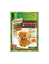 Knorr Rolls and Wraps Mix Chicken Chilly Garlic, 50g