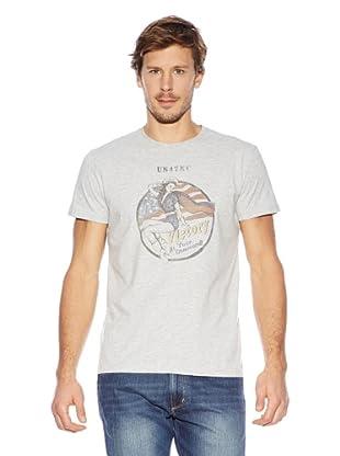 Wrangler Camiseta Johnny (Gris)