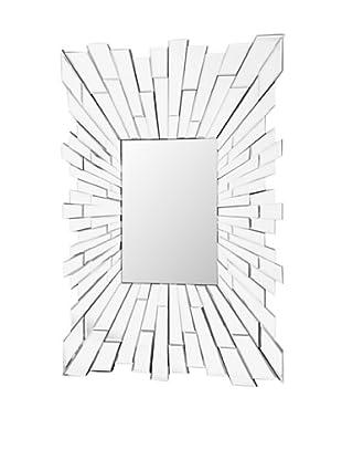 Abbyson Living London Rectangle Wall Mirror