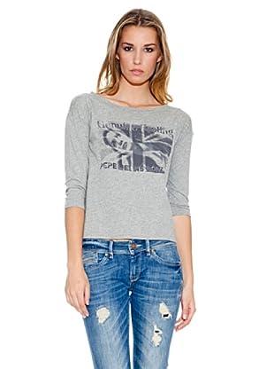 Pepe Jeans London T-Shirt Gallagher (Grau)