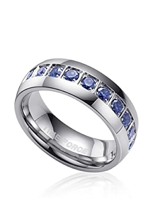 TIME FORCE Anillo TS5036S (Plata)