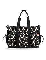 Skip Hop Duo Double Deluxe Diaper Bag Onyx Tile