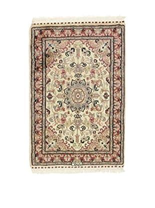 Eden Teppich Kashmirian mehrfarbig 62 x 92 cm