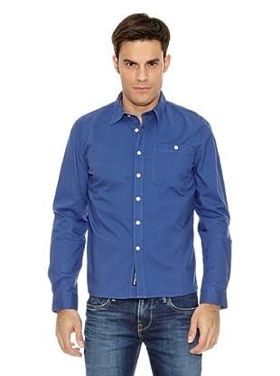 Pepe Jeans London Camisa Constantin (Azul)