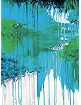 Faim Paintings Abstract Art Expression Canvas Print 22x29 Frameless