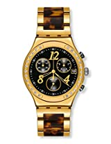 Swatch Women's Irony YCG405GC Gold Stainless-Steel Swiss Quartz Watch