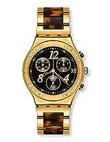 Swatch Women's Irony YCG405GC Gold Stainless-Steel Swiss Quartz Watch