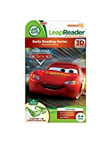 Leap Frog Leap Reader Disney/Pixar Cars 3 D Book (Works With Tag) And Disney Sofia The First: The Buttercup Way Bundle