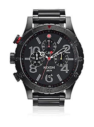 Nixon Reloj con movimiento cuarzo japonés Man A486-320 48 mm