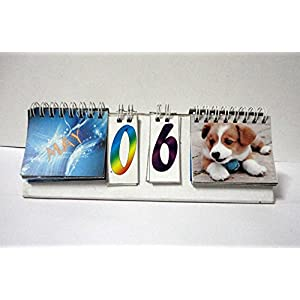 Cherish-a-Design Personalized Reusable Table Calendar