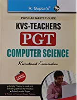 KVS Teachers (PGT) Computer Science Exam Guide