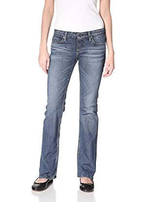 Big Star Women's Pride Boot Cut Jean (Sunset Medium)