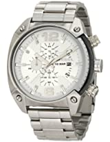 Diesel End-of-Season Analog Silver Dial Men's Watch - DZ4203