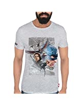 Marvel Civil War Men's Polycotton T-Shirt