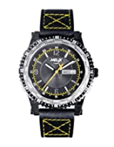 Helix Departures Analog Black Dial Men's Watch - 12HG03