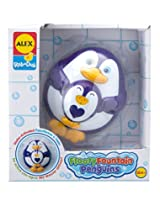 ALEX Toys Rub a Dub Floaty Fountain Penguins