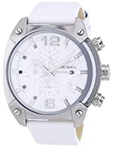 Diesel Chronograph White Dial Men's Watch - DZ4315